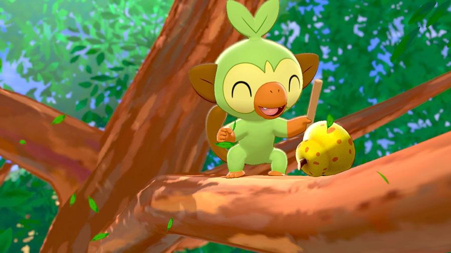 Ouistempo Pokémon Épée et Bouclier