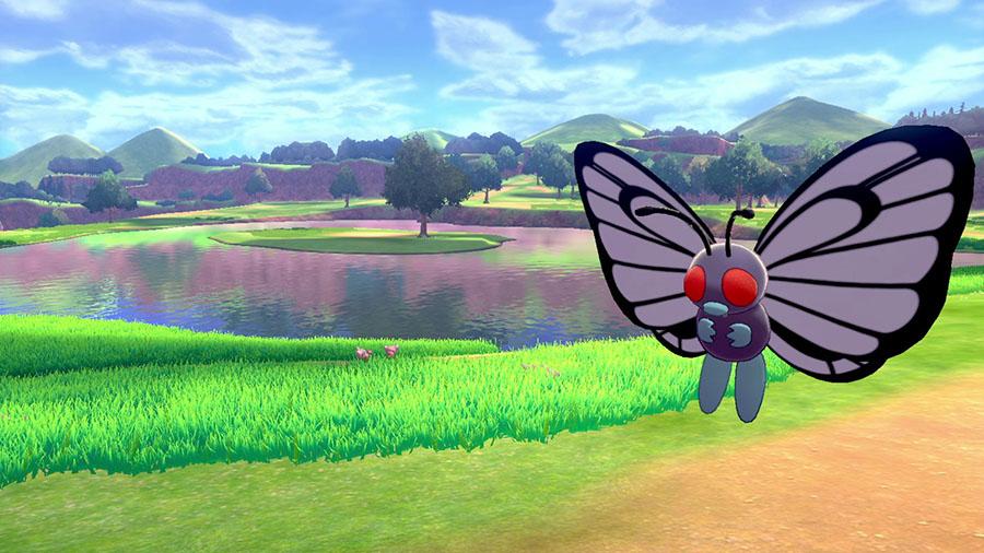 Pokédex régional de Galar Pokémon Épée et Bouclier