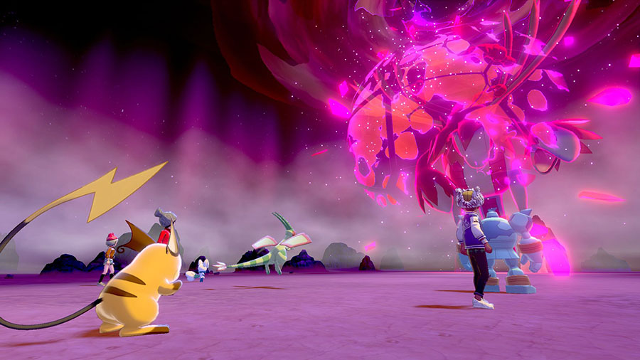 Les Raids Dynamax Pokémon Épée et Bouclier