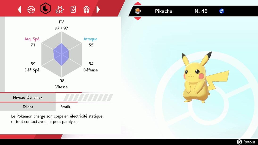 Aromates Pokémon Épée et Bouclier