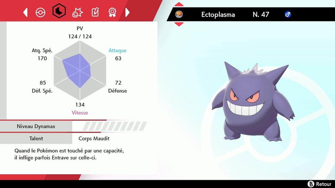 Boissons Nutritives Pokémon Épée et Bouclier