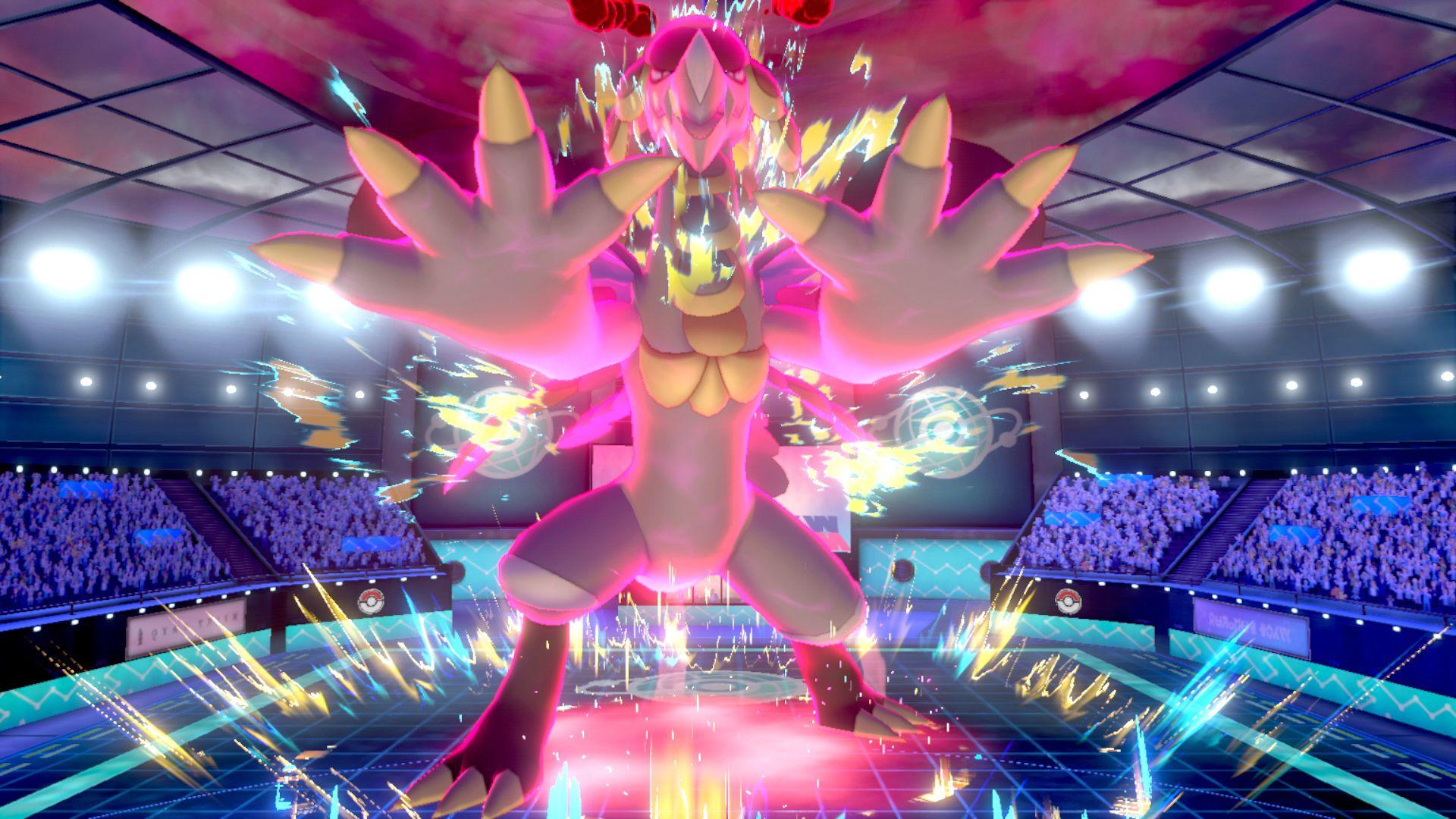 Phénomène Dynamax Pokémon Épée et Pokémon Bouclier