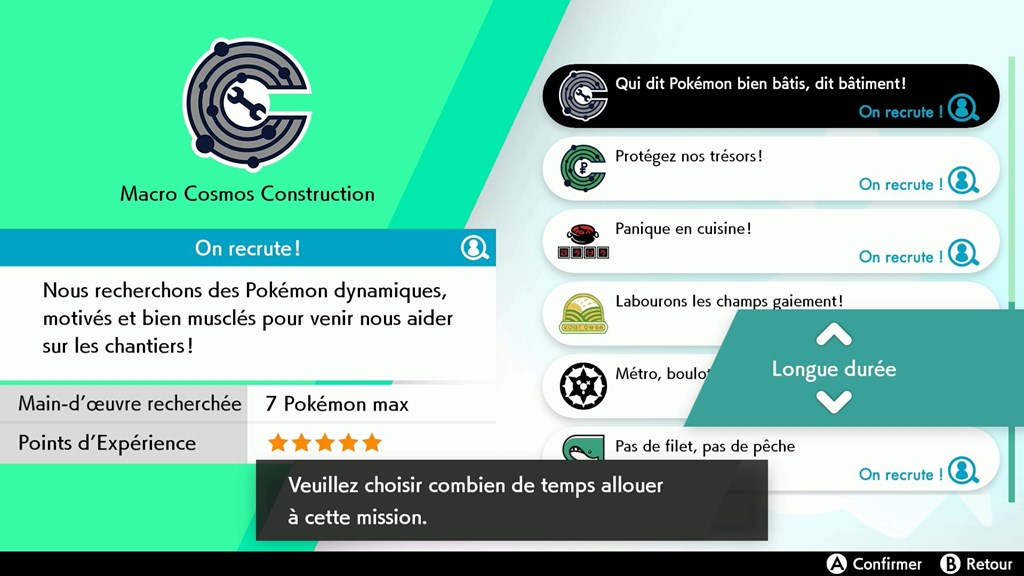 Poké Service Pokémon Épée et Bouclier
