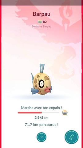 Copain Pokémon Go