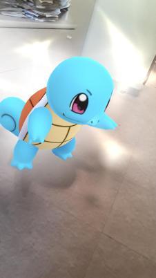 Pokémon GO - Pokémon Purifiés/Obscurs sur le jeu 3