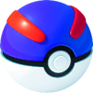 Super Ball Pokémon Go