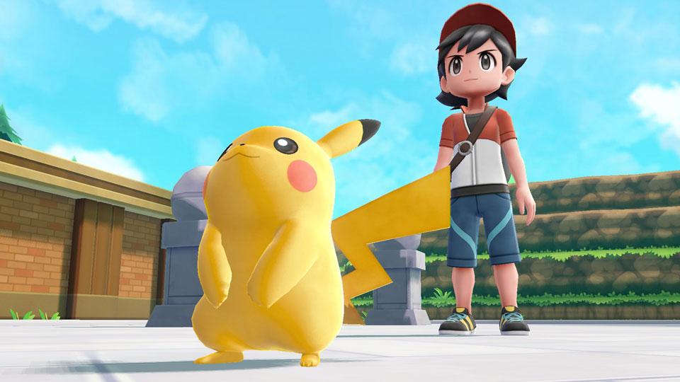 Ligue Pokémon Pokémon Let's Go Pikachu et Évoli