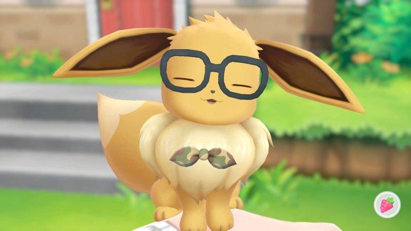 Pokémon partenaire Pokémon Let's Go Pikachu et Évoli
