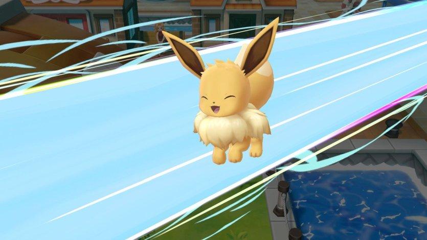 Technique Secrète Pokémon Let's Go Pikachu et Évoli