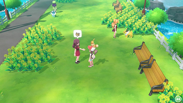 Pokémon Let's Go Pikachu & Évoli : défiez les Experts Pokémon