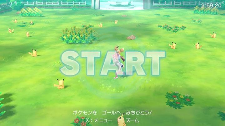 Pokémon Let's Go Pikachu & Évoli