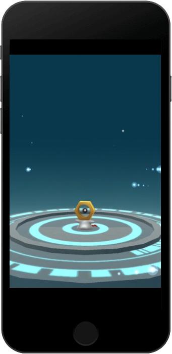Melmétal Pokémon Let's Go Pikachu et Évoli