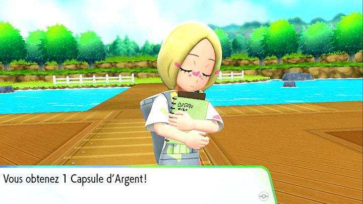 Oléa la Dresseuse - Carmin sur Mer - Pokémon Let's Go Pikachu et Let's Go Évoli
