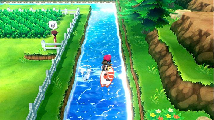 Capturer Minidraco dans Pokémon Let's Go Pikachu et Let's Go Évoli