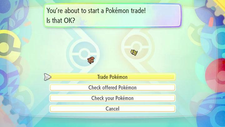 Combats et Échanges sur Pokémon Let's Go Pikachu et Évoli