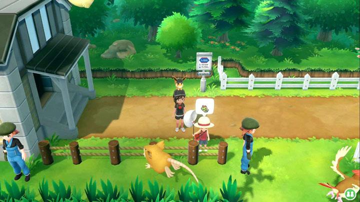 Expert Chenipan Pokémon Let's Go Pikachu et Let's Go Évoli