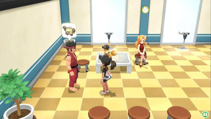 Expert Colossinge Pokémon Let's Go Pikachu et Let's Go Évoli