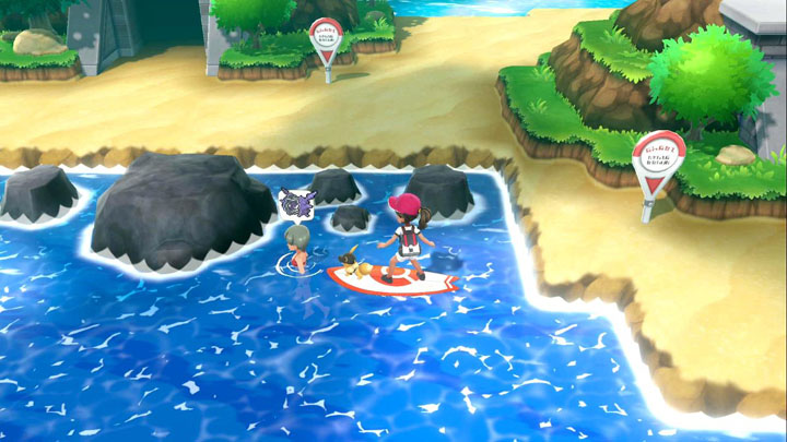 Expert Crustabri Pokémon Let's Go Pikachu et Let's Go Évoli