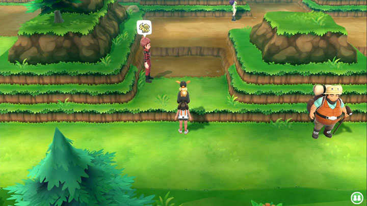 Expert Feunard Pokémon Let's Go Pikachu et Let's Go Évoli