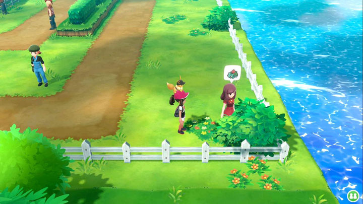 Expert Herbizarre Pokémon Let's Go Pikachu et Let's Go Évoli