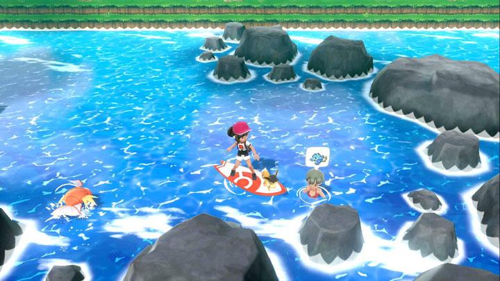 Expert Hypocéan Pokémon Let's Go Pikachu et Let's Go Évoli