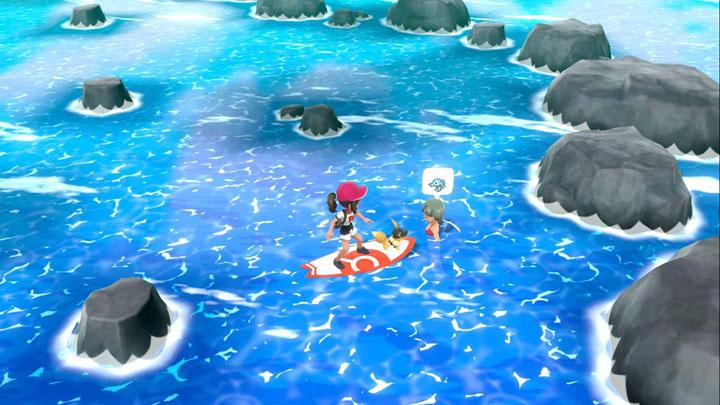 Expert Hypotrempe Pokémon Let's Go Pikachu et Let's Go Évoli
