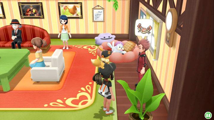 Expert Krabby Pokémon Let's Go Pikachu et Let's Go Évoli
