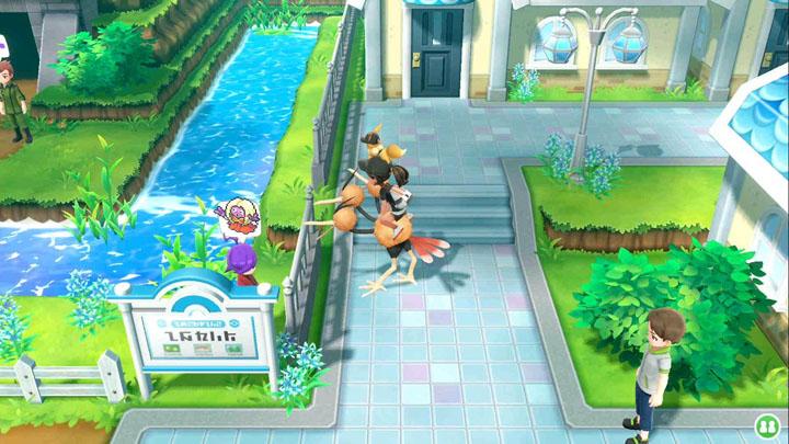 Expert Lippoutou Pokémon Let's Go Pikachu et Let's Go Évoli