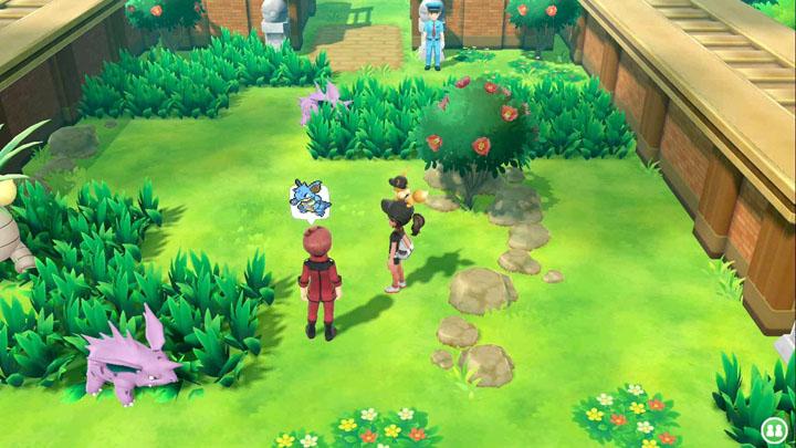 Expert Nidoqueen Pokémon Let's Go Pikachu et Let's Go Évoli