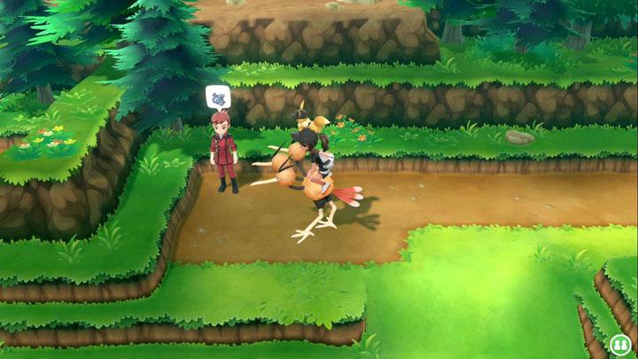 Expert Nidoran♀ - Pokémon Let's Go Pikachu et Let's Go Évoli