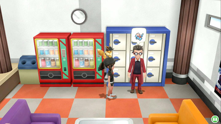Expert Porygon Pokémon Let's Go Pikachu et Let's Go Évoli