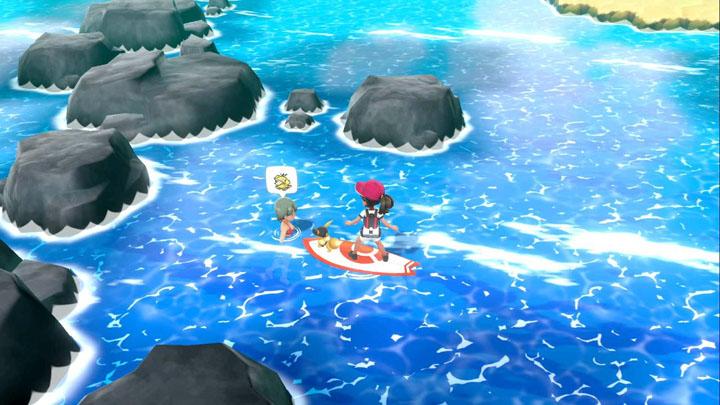Expert Psykokwak Pokémon Let's Go Pikachu et Let's Go Évoli