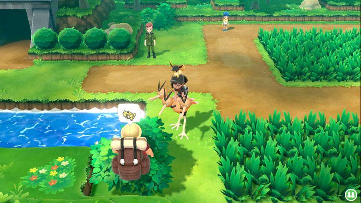 Expert Sabelette Pokémon Let's Go Pikachu et Let's Go Évoli