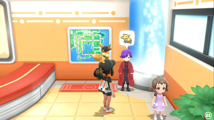 Expert Soporifik Pokémon Let's Go Pikachu et Let's Go Évoli
