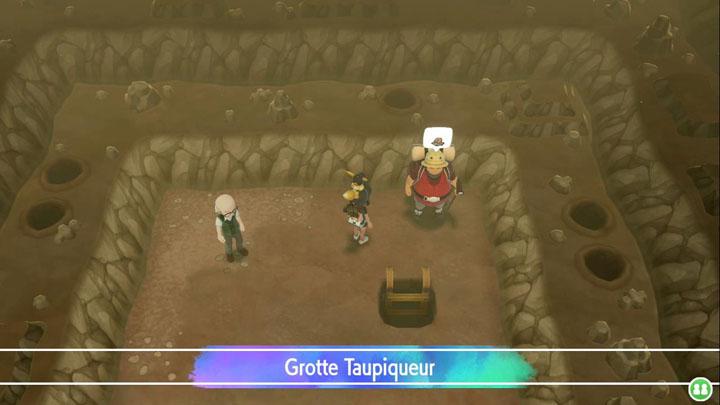 Expert Taupiqueur Pokémon Let's Go Pikachu et Let's Go Évoli