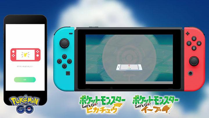 Transférer vos Pokémon dans le Go Park - Pokémon Let's Go Pikachu et Évoli