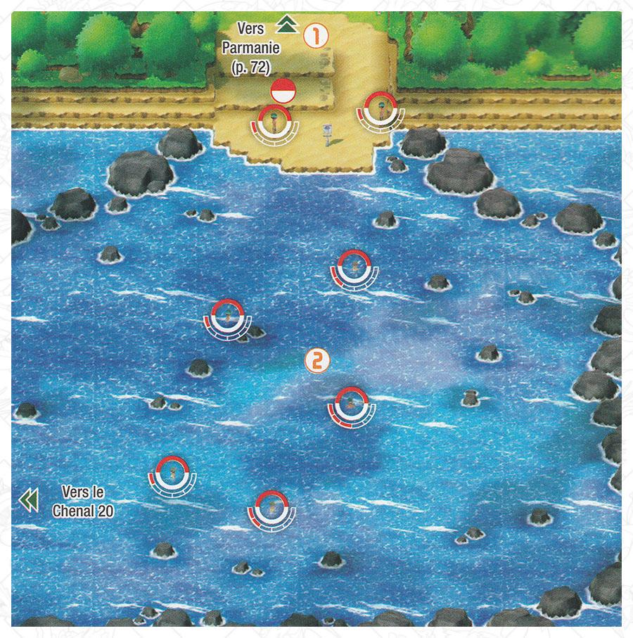 Chenal 19 Pokémon Let's Go Pikachu et Let's Go Évoli