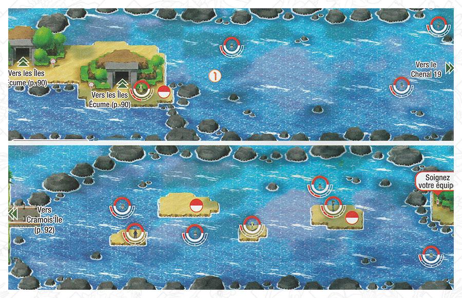 Chenal 20 Pokémon Let's Go Pikachu et Let's Go Évoli