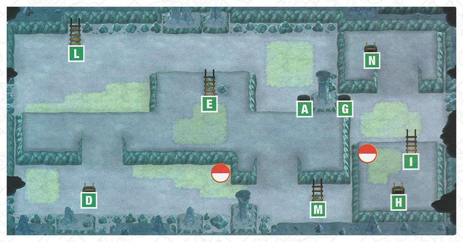 Îles Écume Pokémon Let's Go Pikachu et Let's Go Évoli