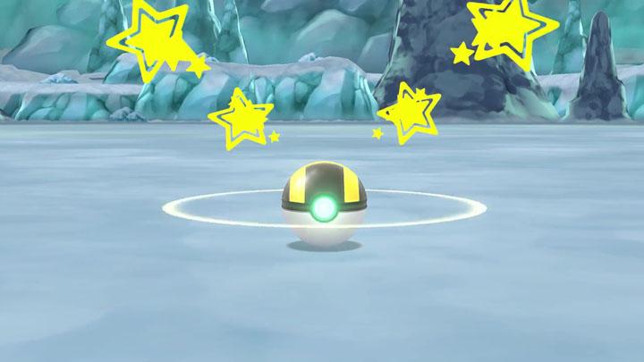 Capturer Artikodin Pokémon Let's Go Pikachu et Évoli