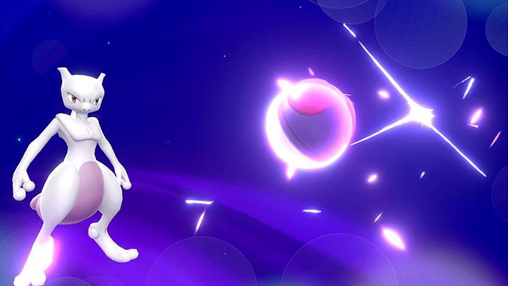 Capturer Mewtwo - Pokémon Let's Go Pikachu et Let's Go Évoli