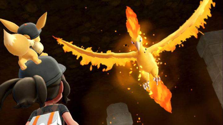 Capturer Sulfura sur Pokémon Let's Go Pikachu et Let's Go Évoli
