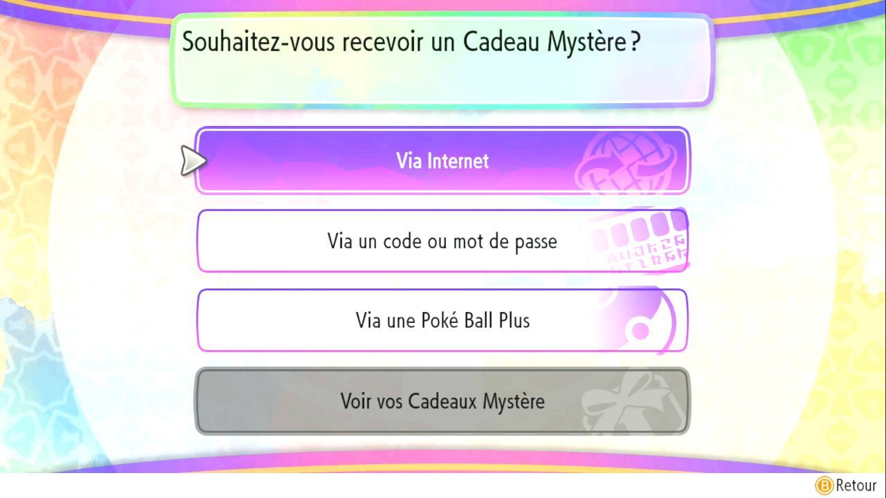 Mew - Pokémon offert via la Poké Ball Plus - Pokémon Let's Go Pikachu et Pokémon Let's Go Évoli