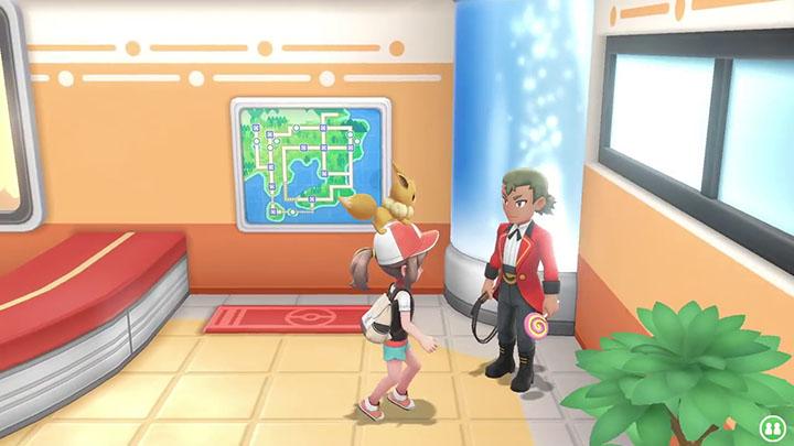 Maître des Capacités Exclusives Pokémon Let's Go Pikachu et Évoli