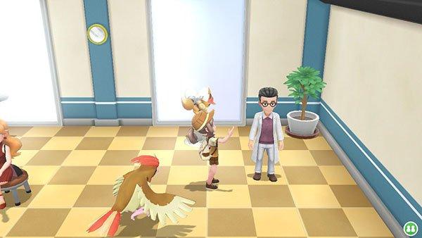 Juge des IV Pokémon Let's Go Pikachu et Évoli