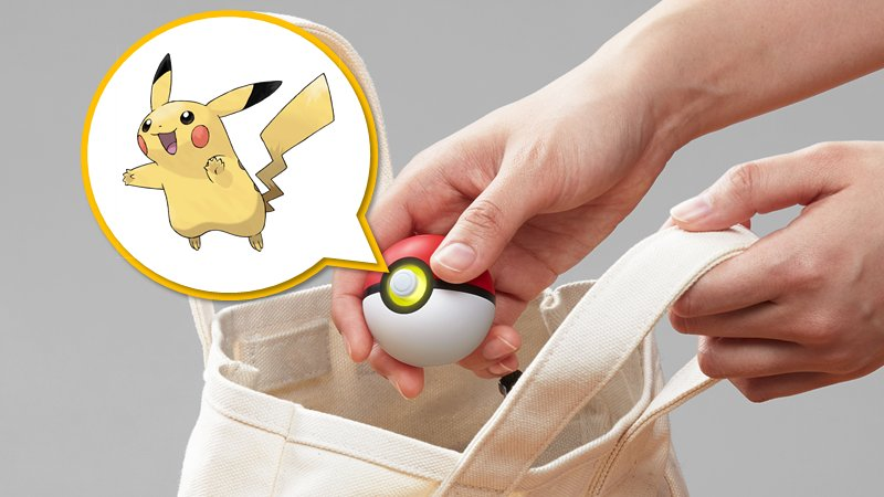 Poké Ball Plus Pokémon Let's Go Pikachu et Pokémon Let's Go Évoli