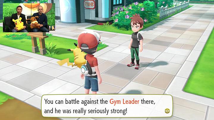 Trace le rival sur Pokémon Let's Go Pikachu et Évoli