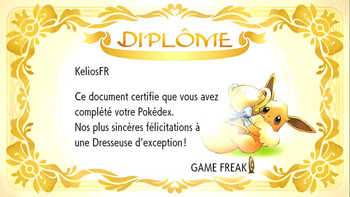 Obtenir le Charme Chroma dans Pokémon Let's Go Pikachu et Let's Go Évoli