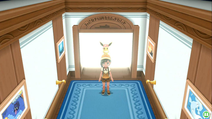 Partie 3 : l'Océan et Carmin sur Mer - Solution Pokémon Let's Go Pikachu et Let's Go Évoli