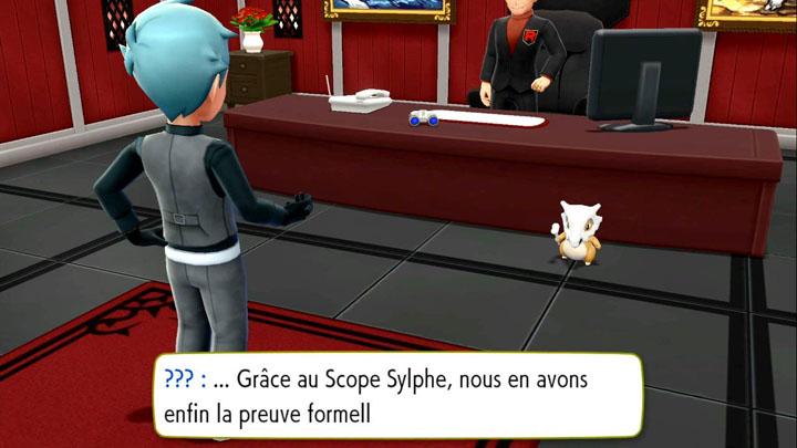 Partie 5 : Céladopole et Repaire Rocket - Solution de Pokémon Let's Go Pikachu et Évoli